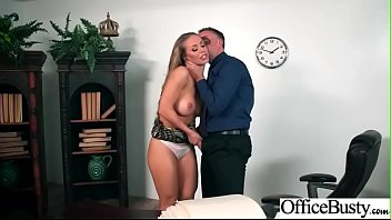 (Nicole Aniston) Hot Girl With Big Boobs Love Intercorse In Office movie-21 Image