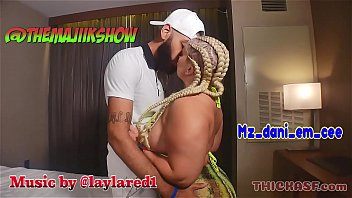 Wacth Mz Dani In Her First Porn Ever On Thickasf.com With Majiik Montana