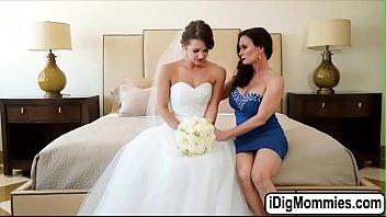 Evelin Having A Threesome Before Wedding