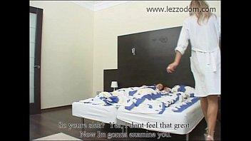 Russian Lesbian Nurse Examination