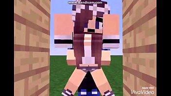 Sex a Girl in Minecraft Animation