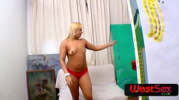 MIlf who likes an anal and a lot of slutty - Priscila Paes Leme - Tony Tigrao -