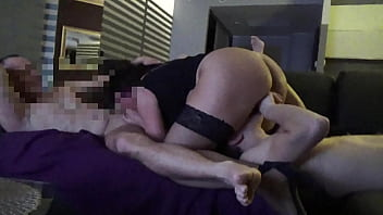 Two young guys are fucking my wife