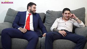 Vicious Straight Men - Magic Javi & Adrian Dimas