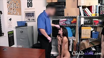 Hot Teen Fucks Cop To Get Out Of Jail- Kylie Rocket