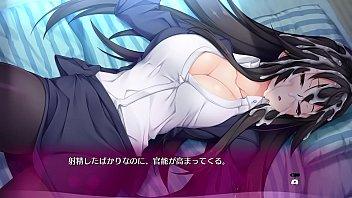 BUKKAKE hentai game 08