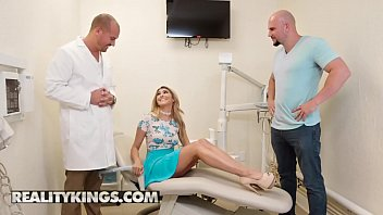 Sneaky Sex - (JMac, Sean Lawless, Stephanie West) - Fucking Dentist Appointment - Reality Kings