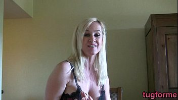MILF Jerk Off instruction Tabitha thumbnail
