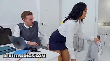 RK Prime - (May Thai) - Exchange Student Lessons - Reality Kings