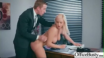 Office Sex Action With Sluty Horny Big Tits Girl (Kylie Page) clip-12