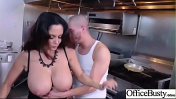 Lovely Sexy Girl Ava Addams With Bigtits Enjoy Sex In Office video06