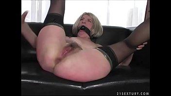 Submissive old slut Terezka