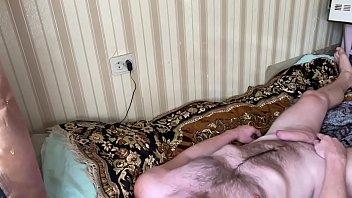 Hard pain anal Russian 9 min
