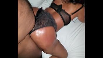 ebony phat ass moaning thot