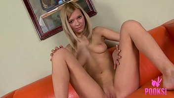 Sexy nude blond teen girl Enchanting dirty blonde elizabeth j gets nude on the couch