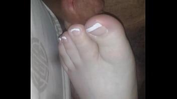 Girlfriend's s. Feet 96 sec