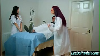 Hardcore Punish Sex Play With Sexy Lesbos (Monique Alexander & Nekane Sweet) mov-26