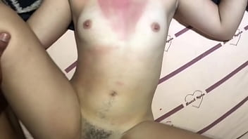 At the motel with my 18 year old white girl in the fur (Complete No Red). Instagram @toydoator 13 min