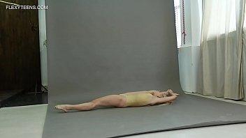 Dora Tornaszkova flexible gymnast super hot naked