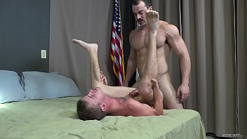 Gay military blog - Activeduty - ryan jordan swallows alex james whole then takes it raw