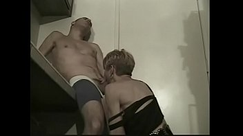 Randy ass fucking stud fuck and cream sexy slut in MMF threeway with bf