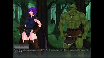 Kingdom Of Deception: Chapter 1 - Sabia Is Taken To The Orc Camp