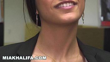 MIA KHALIFA - Slow Motion Tour Of Mia's Incredible Arab Body