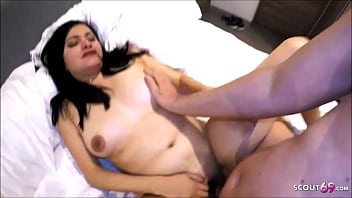 Latina Street Whore Creampie Fuck with Client for extra Cash in Berlin