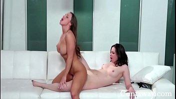 Boss'_s Bratty Lesbian Daughter - Abigal Mac, Casey Calvert