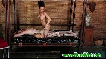 pierre woodman casting 23 Spicy masseuse gives a slippery nuru massage 07