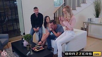 (Abella Danger, Brandi Love) have fun on a MOTORBUNNY - BRAZZERS