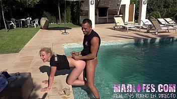 MadLifes.com salva da silva y yarisa duran follabdo en la piscina tumblr xxx video