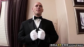 Brazzers - Shes Gonna Squirt - The Butler Serves Anal Scene Starring Asa Akira And Johnny Sins