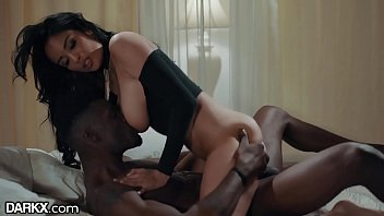 DarkX French Hottie Anissa Kate Loves A Hard BBC