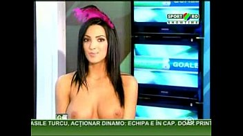 City tv naked news - Goluri si goale ep 7 miki si roxana romania naked news