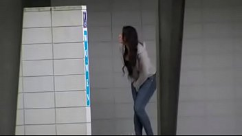 XVIDEOS Haydee Peed In Her Jeans At The Rest Area free
