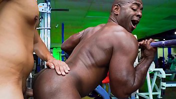 Porn black gay big cock free - Black trainer asks for a different type of payment.