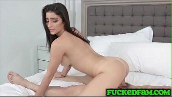 Astounding Titties Latina Sister Fuck Stepbrother