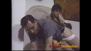 Dominant Milf Tricks A Pizza Boy Into Being Her Sex Slave-6