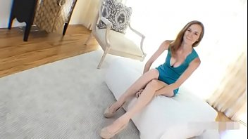 Redhead With Long Toes Feet Tease
