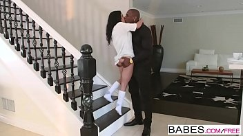 Babes - Black is Better - Rob Piper and Tia Cyrus - Rescued From the Rain