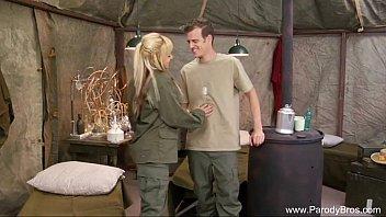 Retro Sex In The Army 23 min