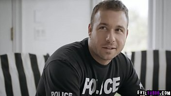 Chad White is a one horny cop that knew some dirty secret about her brothers fiancee Bobbi Dylan.He blackmailed and fuck her to keep to secret untold.