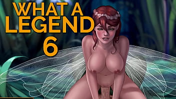 WHAT A LEGEND #06 - A naughty fairy tale