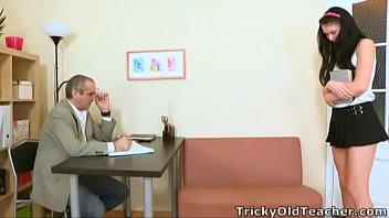 Tricky Old Teacher - Tricky old teacher is at it again
