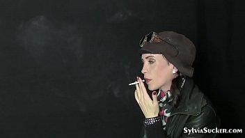 SYLVIA CHRYSTALL HIGH ACE SMOKING SLUT AIRFORCE EVE 120S BLOW JOB DIVISION 8 min