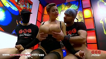 Chloe Makes Cocks Explode With Only her Plump Lips - German Goo Girls 4 min
