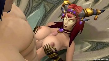 Nude blood elfs Insignious - the dragonqueens ritual - warcraft