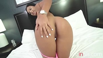 Busty Latina Sister Fucked After Being Bailed From Jail- Alina Belle