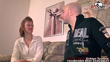 german ugly mature mom fucks in porn casting